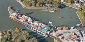Ab dem Sommer 2022 wird der Hafen von Emmerich über eine Fläche von mehr als 12.000 m² zusätzlich verfügen © Port of Emmerich