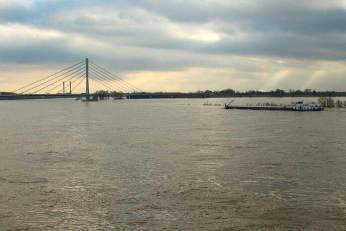 Rhein, Hochwasser