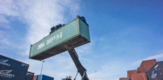 duisport, Container, Umschlag