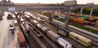 Kombiverkehr, München, Wels, Zugverbindung