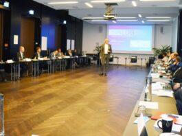 Im Rahmen der Veranstaltung sollten die Teilnehmer definieren, wie digitale Frachtdokumente beschaffen sein müssten © Knoll