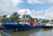 Feuerlöschboot »Prag« © Hamburg Port Authority