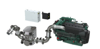 Volvo, D8, Motor, Abgasnachbehandlung