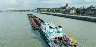 HPC untersucht Informationssysteme für Häfen und Terminals für die Digitalisierung europäischer Binnenwasserwege © HPC