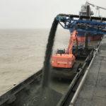 Fahrinnenanpassung der Elbe – jetzt geht's los