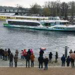 Premieren-Hybridschiff in Potsdam getauft