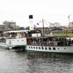 Dresdner Schiffe dampfen weiter