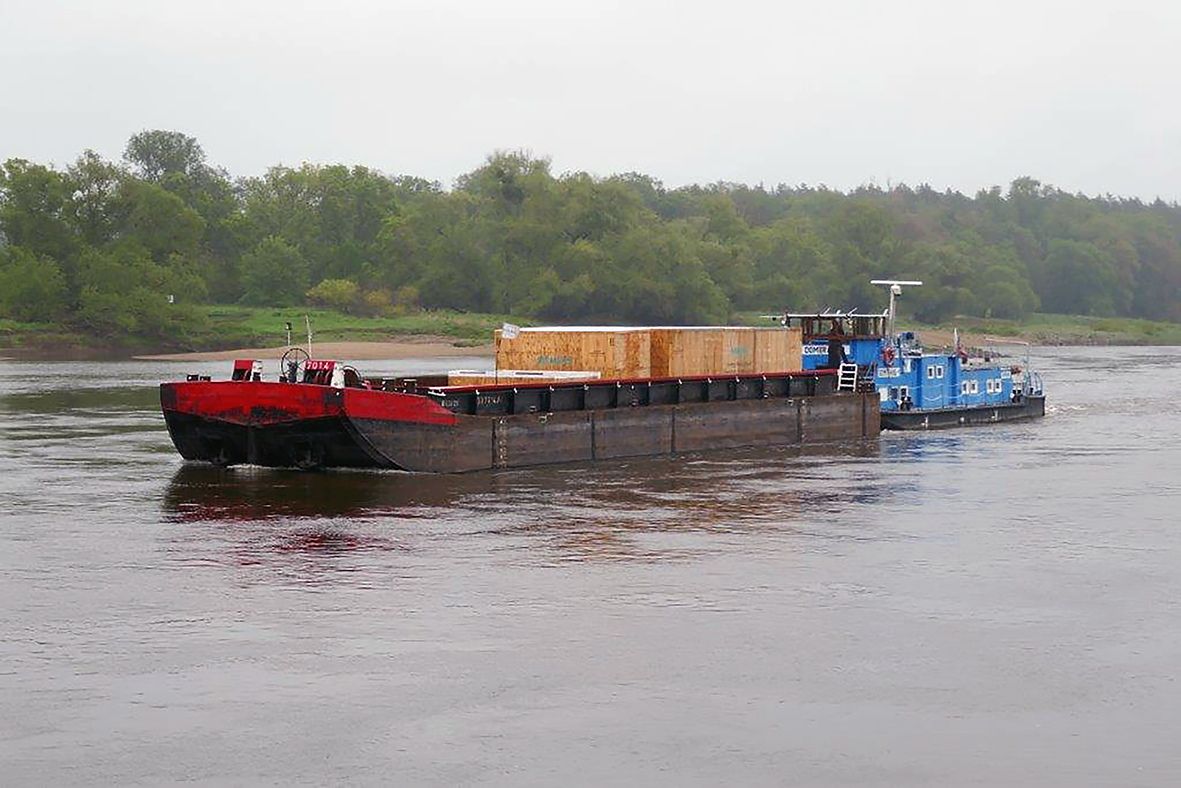 Tauchtiefe Elbe
